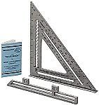 Swanson Tool 12-Inch Speed Square Layout Tool