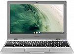 """Samsung Chromebook 4 11.6"""" HD Laptop (N4000 4GB 32GB)"""