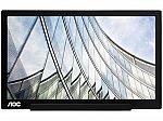 "AOC 15.6"" I1601C FHD IPS USB-C Portable Monitor"