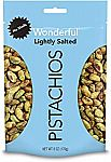 6-oz Wonderful Pistachios No Shells Bag (Roasted, BBQ, Chili)