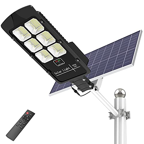 400W Solar Street Lights Outdoor