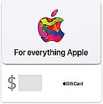 $100 Apple Gift Card + $10 Amazon Credit
