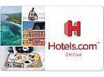 $100 Hotels.com e-Gift Card