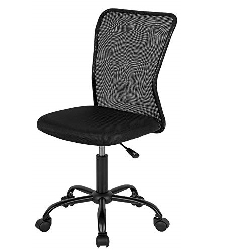Home Office Chair Mid Back Mesh Desk Chair