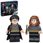 LEGO Harry Potter: Harry Potter & Hermione Granger 76393