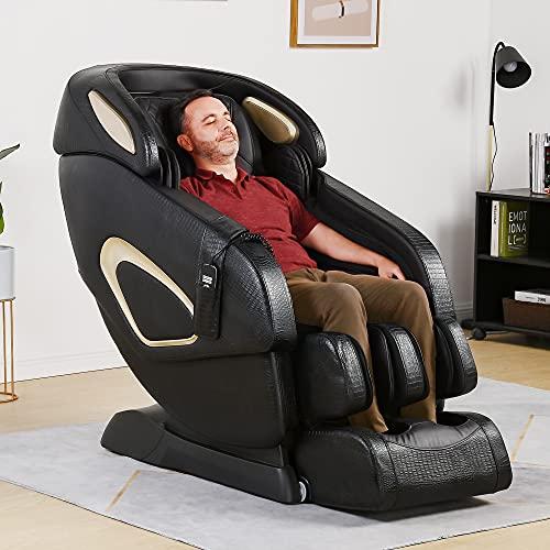 史低价!YITAHOME 零重力 全身按摩椅,SL导轨型