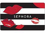 $100 Sephora e-Gift Card