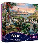 750-Pc Ceaco Thomas Kinkade Disney Dreams Puzzle