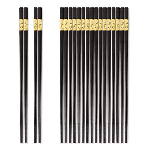 AXIAOLU 玻璃纤维筷,10