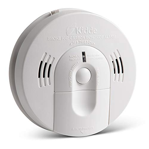 Kidde Battery-Operated Smoke/Carbon Monoxide Alarm