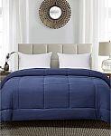 Blue Ridge Reversible Down Alternative Comforter