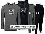Under Armour Men's Rival Hoodies and Joggers
