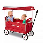 Targetr: 25% Off One Toy or Kids' Book, Radio Flyer Wagon