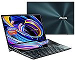 """ASUS ZenBook Pro Duo 15 15.6"""" OLED 4K Touch UX582 Laptop"""