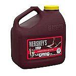 7.5 lbs HERSHEY'S Chocolate Syrup