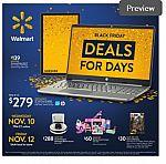 Walmart Black Friday Ads