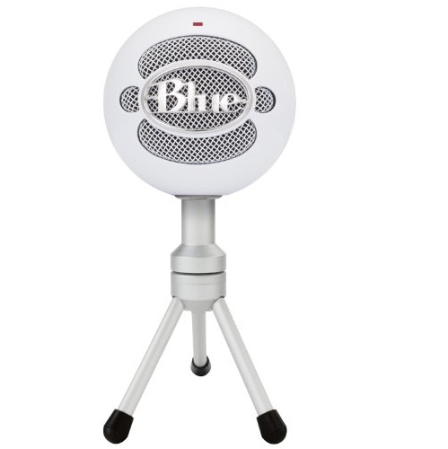 Blue Snowball iCE Plug 'n Play USB Microphone for Recording