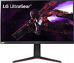 "LG 32"" UltraGear QHD Nano IPS 165Hz 1ms HDR Monitor"