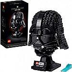 LEGO Star Wars Darth Vader Helmet 75304 Collectible (834 Pieces)