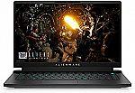 "Dell Alienware M15 R6 15.6"" QHD 240Hz Gaming Laptop (i7-11800H 16GB 512GB RTX 3060)"