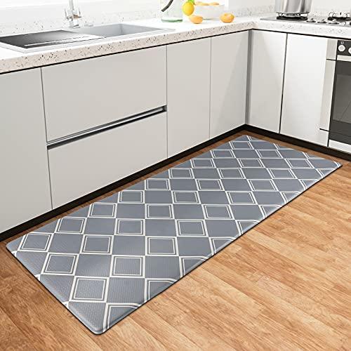 Kitsure Kitchen Rug, Waterproof & Non-Slipping Kitchen Mat