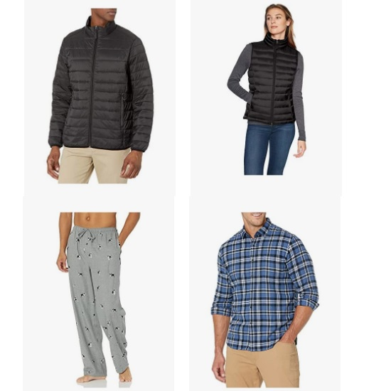 Amazon: Up to 30% off Men's & Women's Fashion