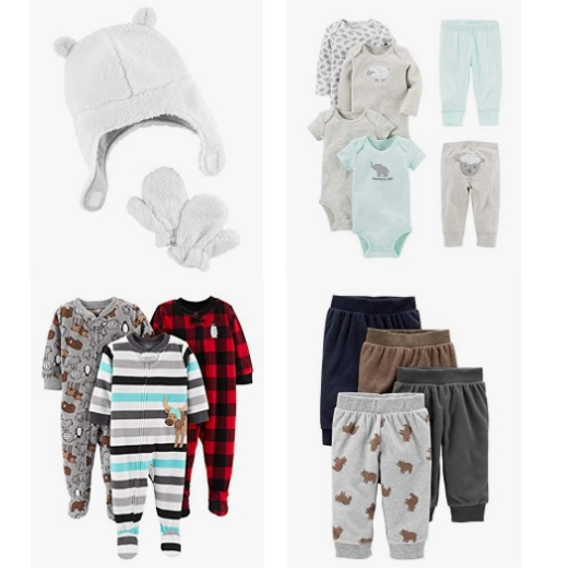 Amazon: Up to 30% OFF Kids' & Baby Clothing Sale