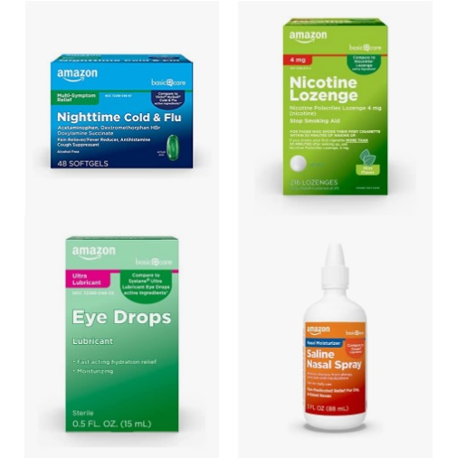 Amazon: Up to 20% off Health Care Essentials