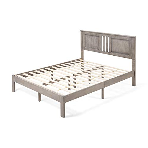 Christopher Knight Home Valentina Acacia Queen Bed Platform